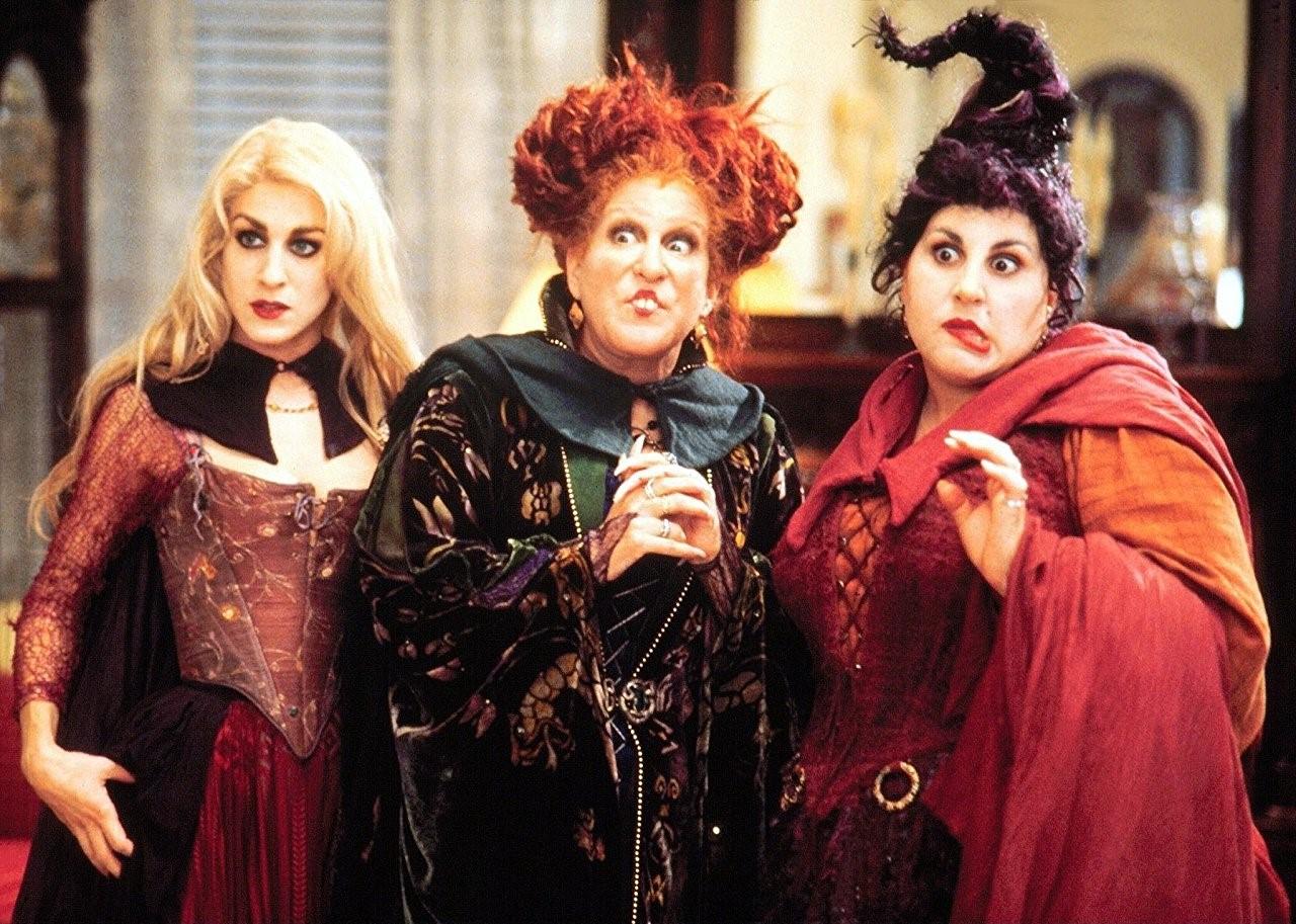 Фокус-покус | 10 лучших фильмов для Хэллоуина | Brain Berries