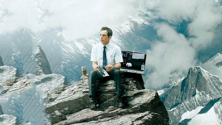 Невероятная жизнь Уолтера Митти | 10 мотивирующих фильмов, которые стоит посмотреть каждому | Zestradar