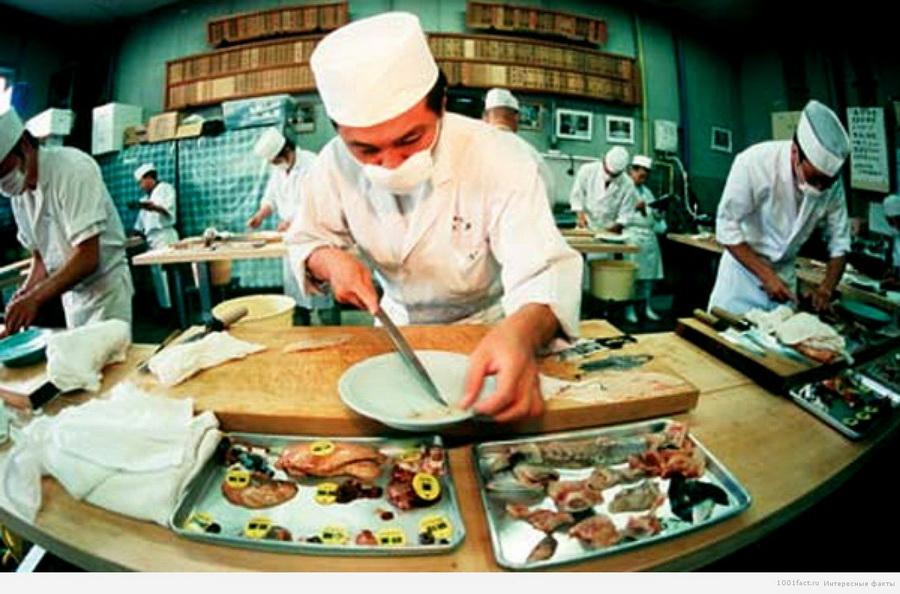 Японская кухня  | 10 причин посетить Японию | ZestRadar