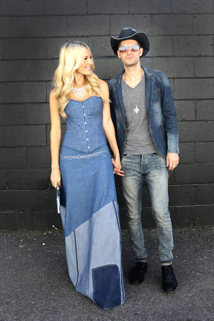 Britney & Justin (All Denim Everything) | 8 Best Couple Halloween Costume Ideas | ZestRadar