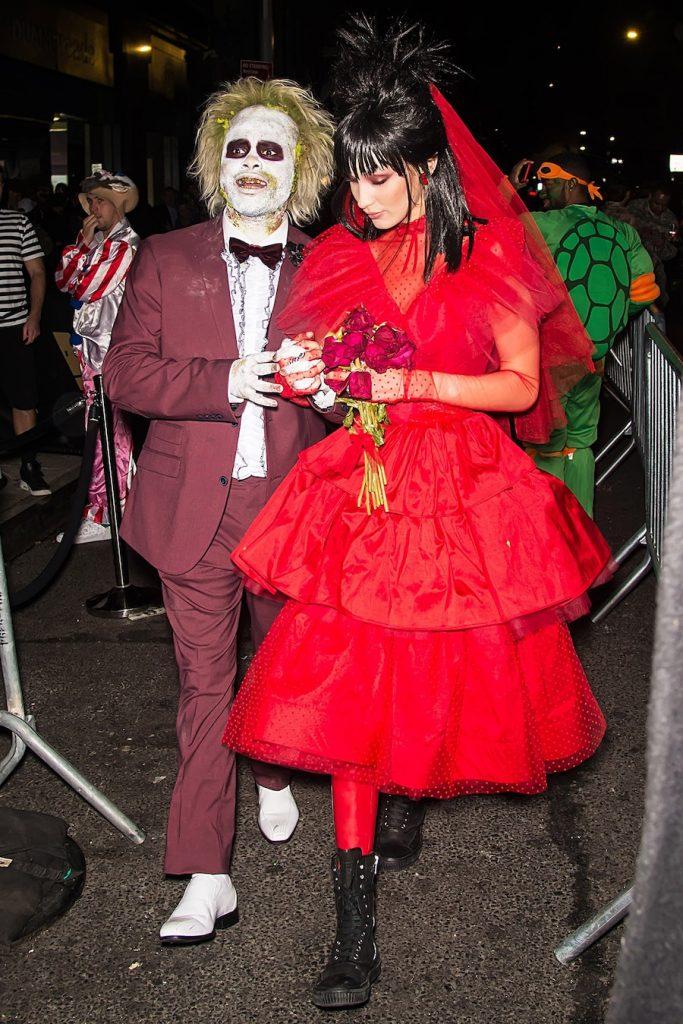 Beetlejuice | 8 Best Couple Halloween Costume Ideas | ZestRadar