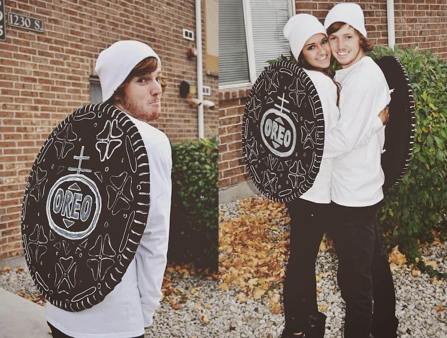 Oreo | 8 Best Couple Halloween Costume Ideas | ZestRadar