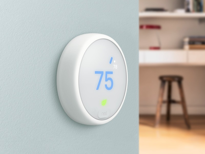 Nest Learning Thermostat E    6 Best Smart Home Devices Money Can Buy   Brain Berries