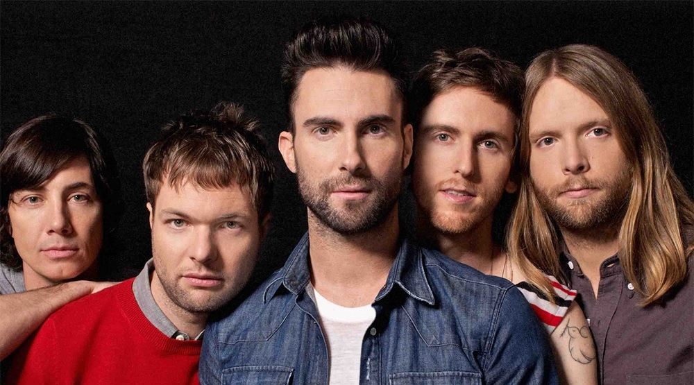 Adam Levine – Maroon 5 | 7 Groups and Bands Best Known For One Member | Brain Berries