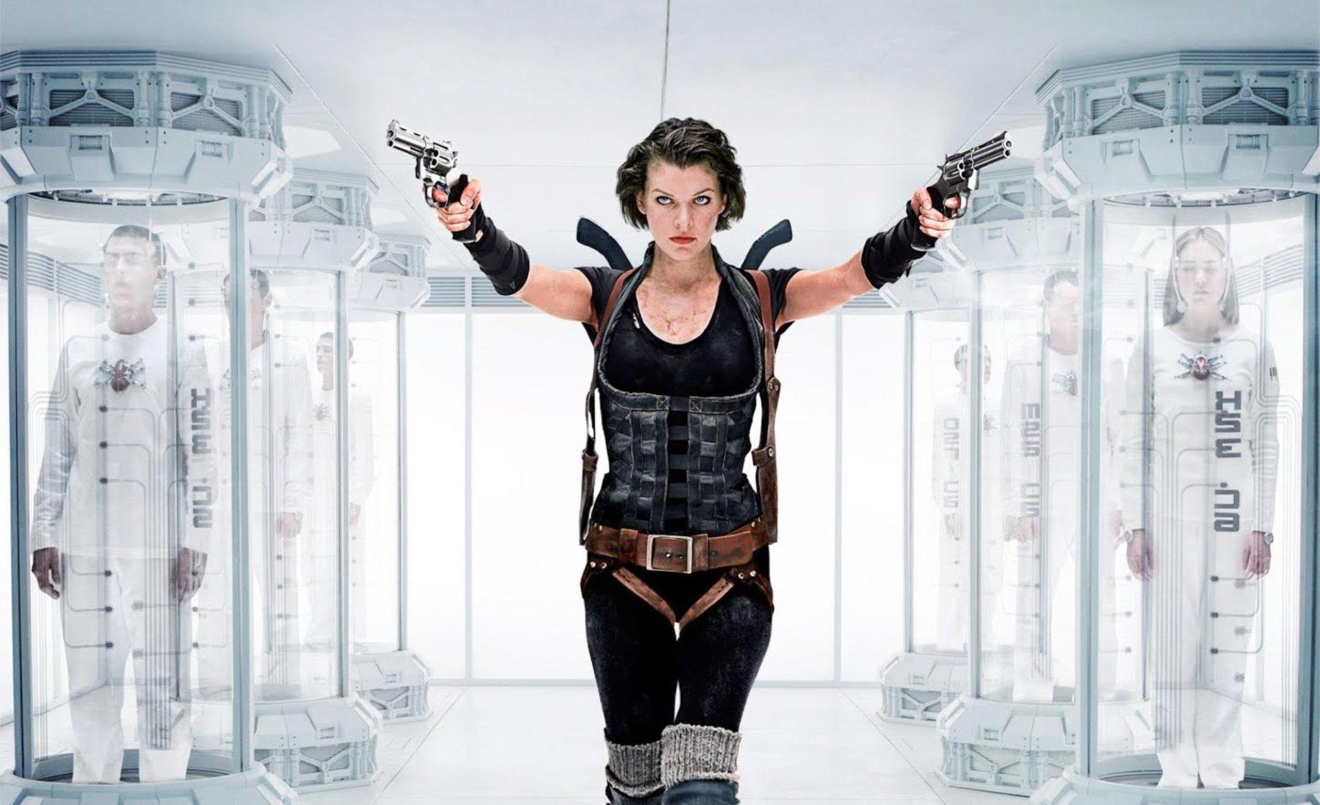 Alice Abernathy |  De armas tomar: los 7 mejores personajes femeninos de acción | BrainBerries
