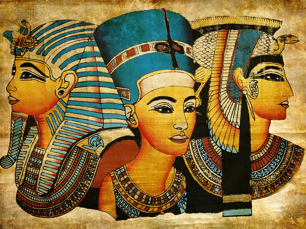 Both Genders Wore Make-Up | 8 Amazing Facts About Ancient Egypt | Brain Berries