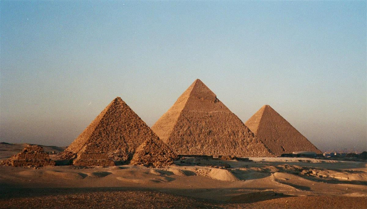 The Temperature in the Great Pyramids is Always 20°C | 8 Amazing Facts About Ancient Egypt | Brain Berries
