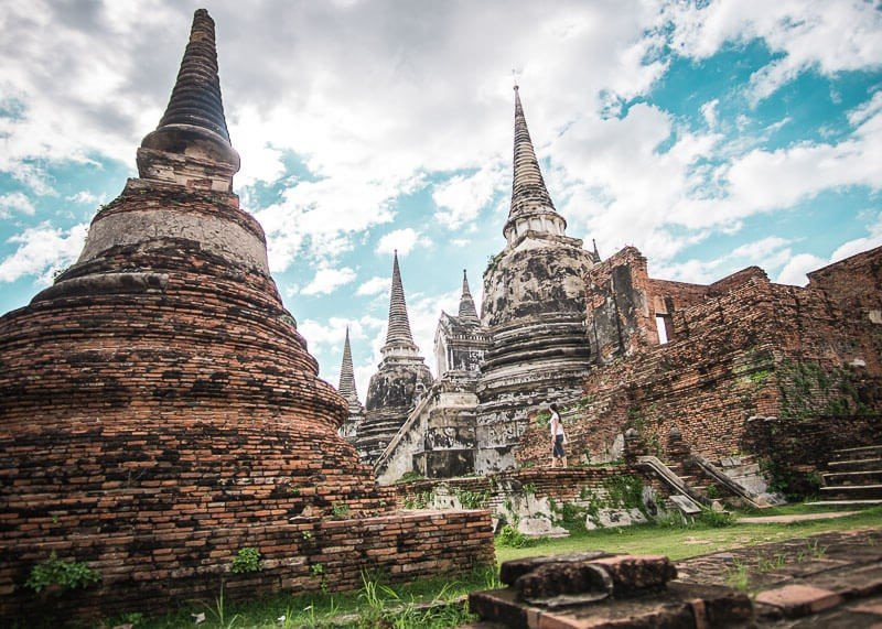Ayutthaya Historical Park | 7 Thailand's Most Exquisite Architectural Wonders | Brain Berries