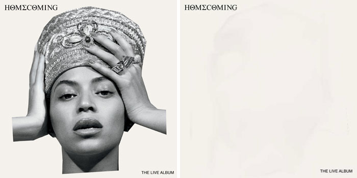 Beyoncé – Homecoming | A Streaming Service in Iran is Removing Pictures of Female From Digital Covers | Brain Berries