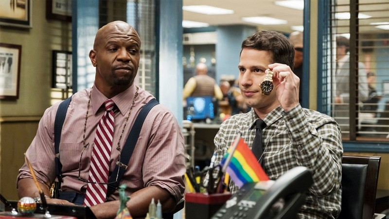 Brooklyn Nine-Nine | The Funniest TV Shows Airing Right Now | Brain Berries