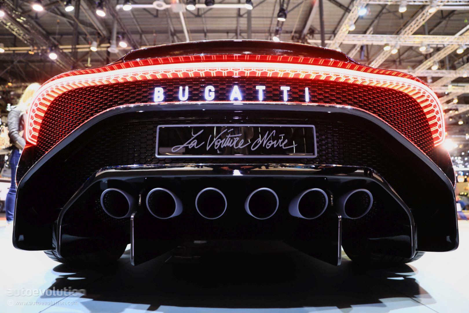 Bugatti La Voiture Noire #2   Brain Berries