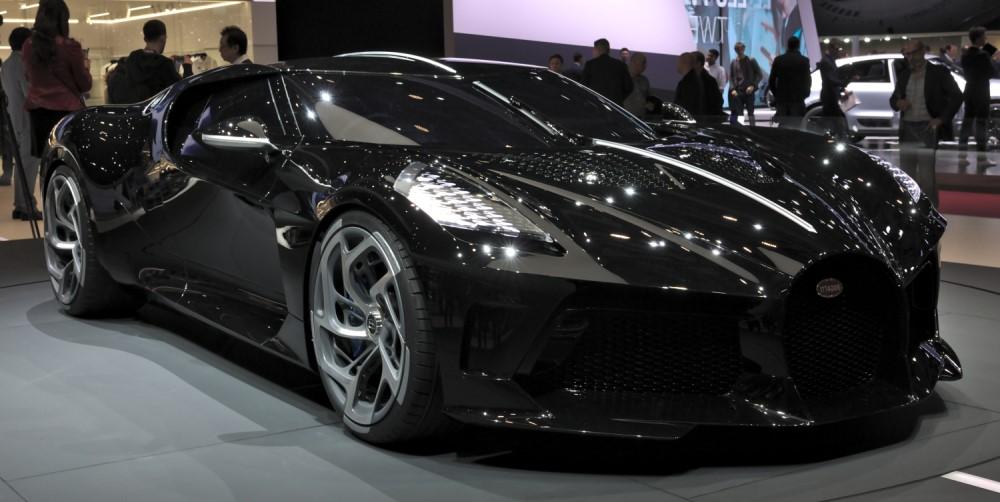 Bugatti La Voiture Noire #3   Brain Berries