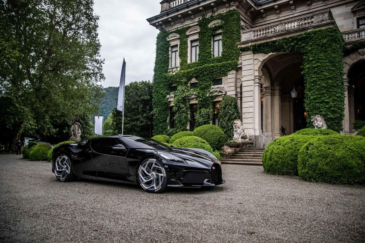 Bugatti La Voiture Noire #4   Brain Berries