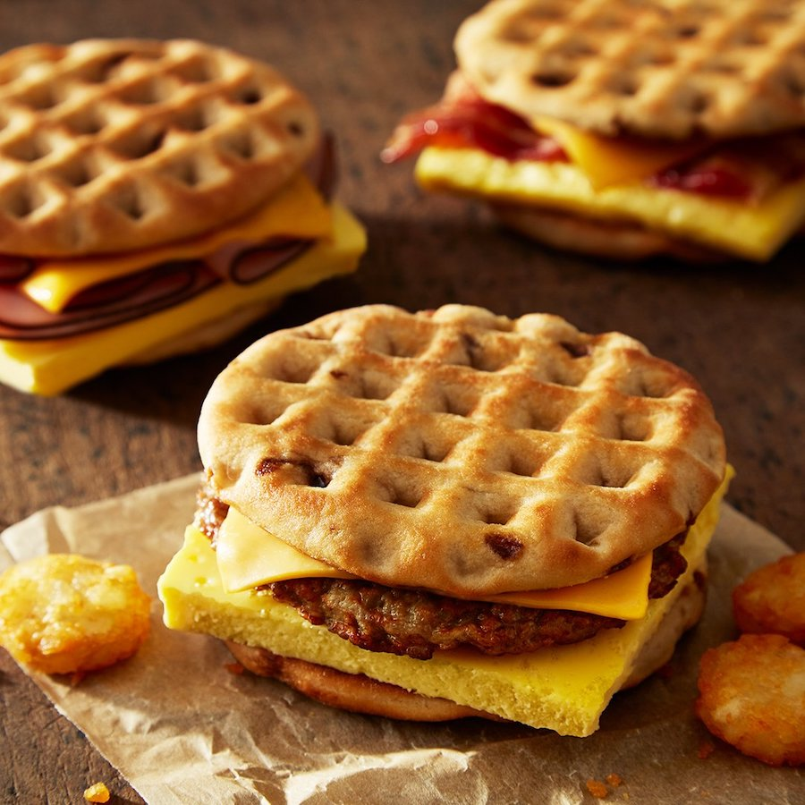 Burger King  | 10 Best Fast Food Breakfasts | ZestRadar