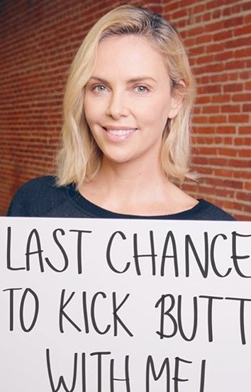 Charlize Theron #2 | 9 Gorgeous Celebrities Who Hate Wearing Makeup | Brain Berries