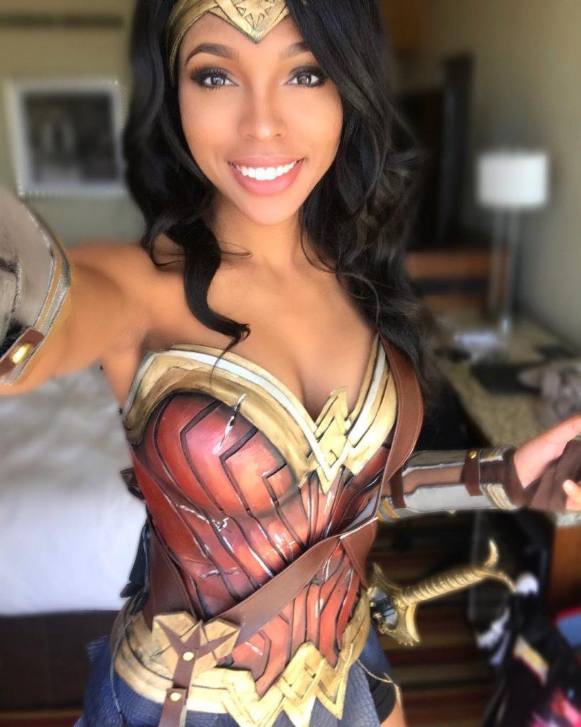 Wonder Woman | 15 Astounding Cosplay Transformations of CutiePieSensei | Brain Berries