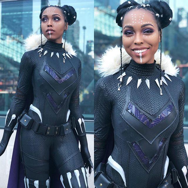Princess of Wakanda | 15 Astounding Cosplay Transformations of CutiePieSensei | Brain Berries