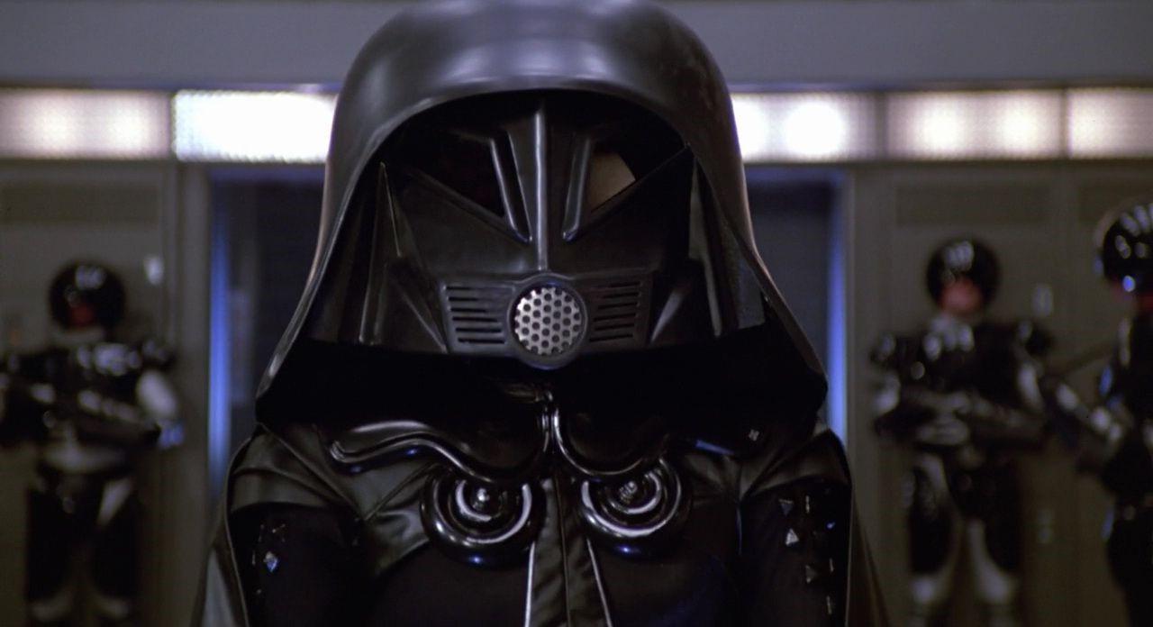 Dark Helmet – Spaceballs | 10 Most Hilarious Movie Villains | Brain Berries