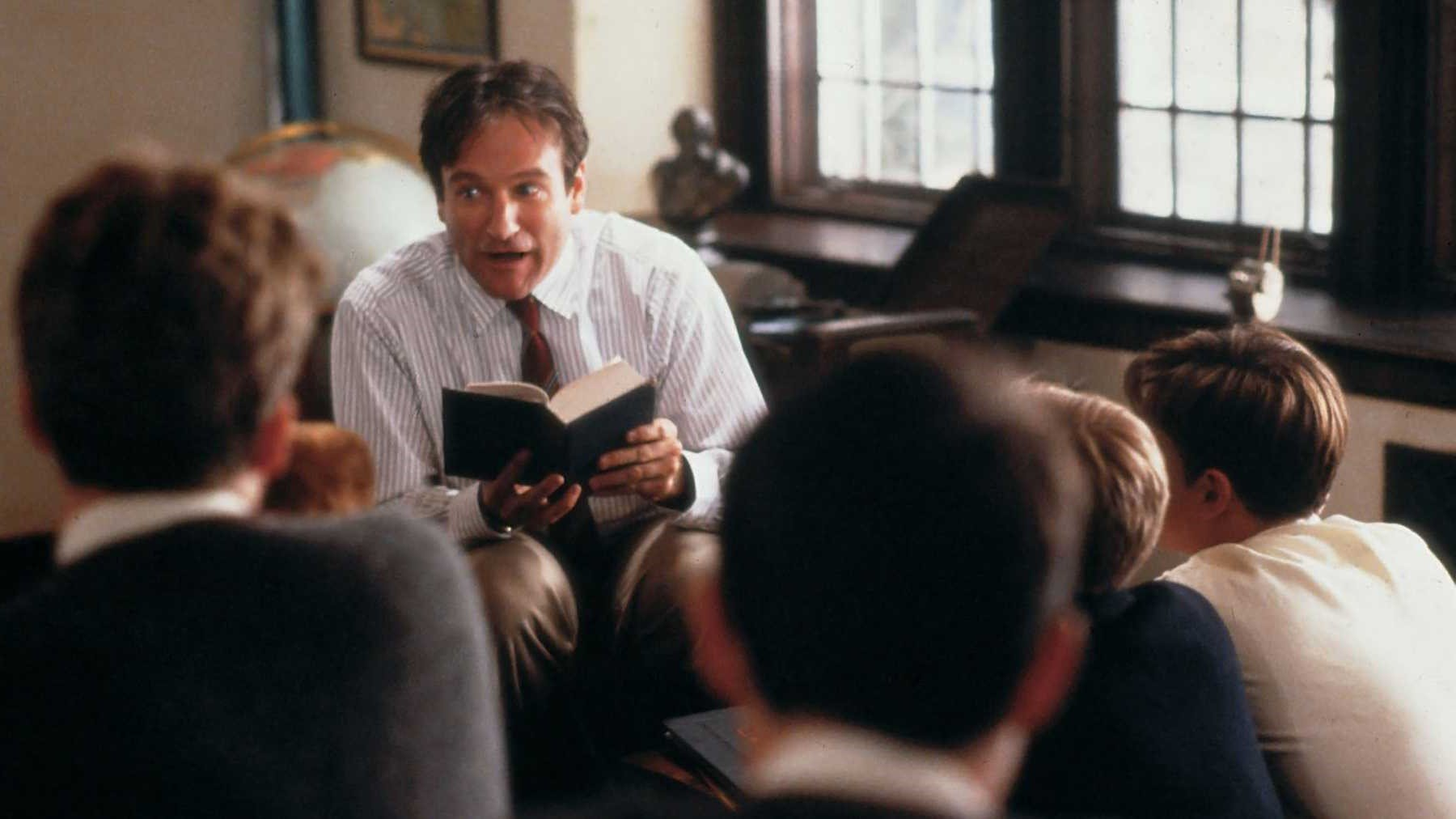 Dead Poet's Society (1990) | 10 Movies That Will Inspire You | Brain Berries