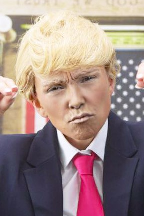 Donald Trump #3 | 6 of The Most Popular Halloween Costumes For This Year | BrainBerries