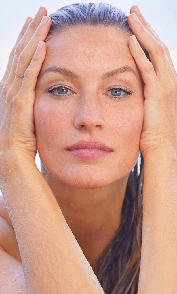 Gisele Bundchen #2 | 9 Gorgeous Celebrities Who Hate Wearing Makeup | Brain Berries
