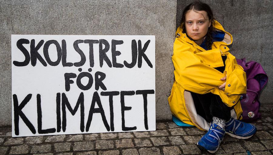 Panic | 9 Facts About Greta Thunberg | ZestRadar