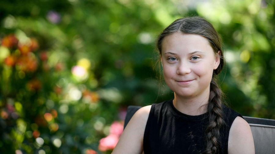 People's Climate march rally in Sweden | 9 Facts About Greta Thunberg | ZestRadar