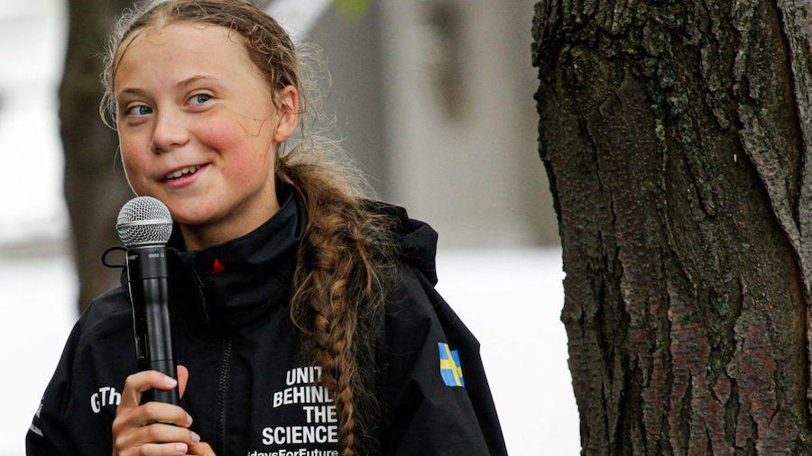 Greta has met world leaders | 9 Facts About Greta Thunberg | ZestRadar