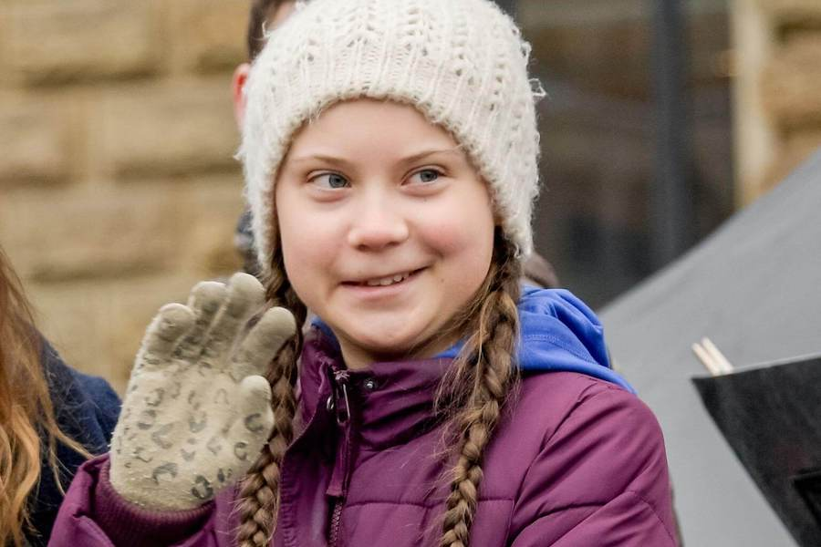 UK and climate crisis | 9 Facts About Greta Thunberg | ZestRadar