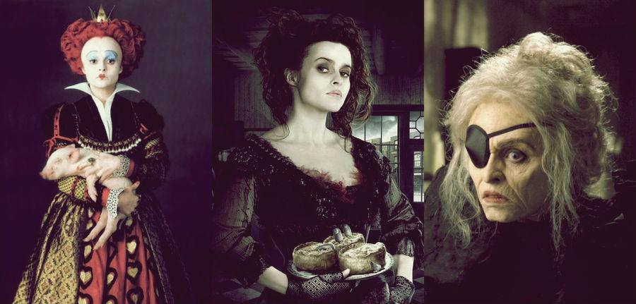 Helena Bonham Carter | 8 Actors Earning Millions For Playing Themselves | Brain Berries