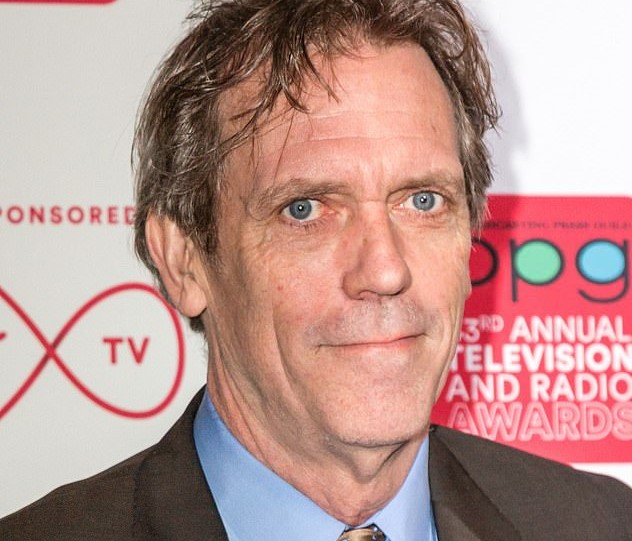 Hugh Laurie | 7 Actors You Think Are American But Aren't | Brain Berries