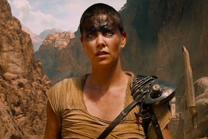 Imperator Furiosa  |  De armas tomar: los 7 mejores personajes femeninos de acción | BrainBerries