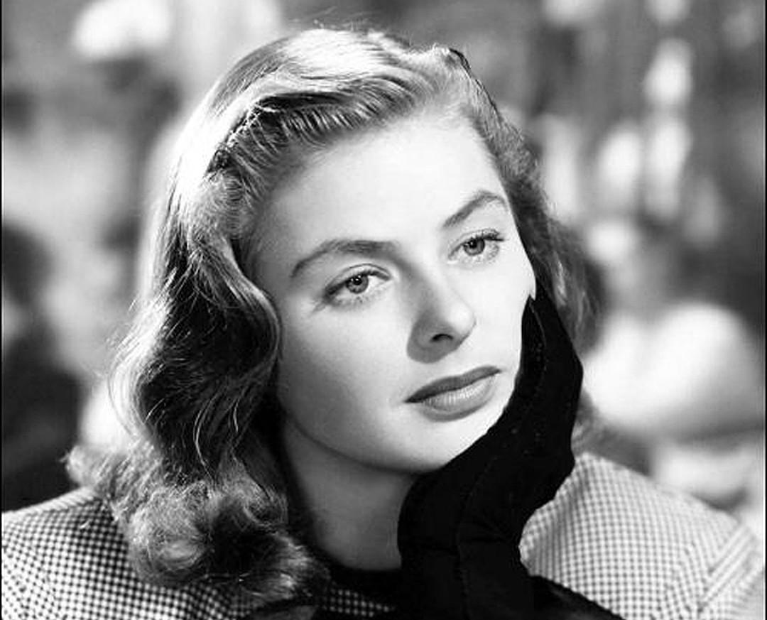 Ingrid Bergman | 8 Best Actresses of Old Hollywood | Brain Berries
