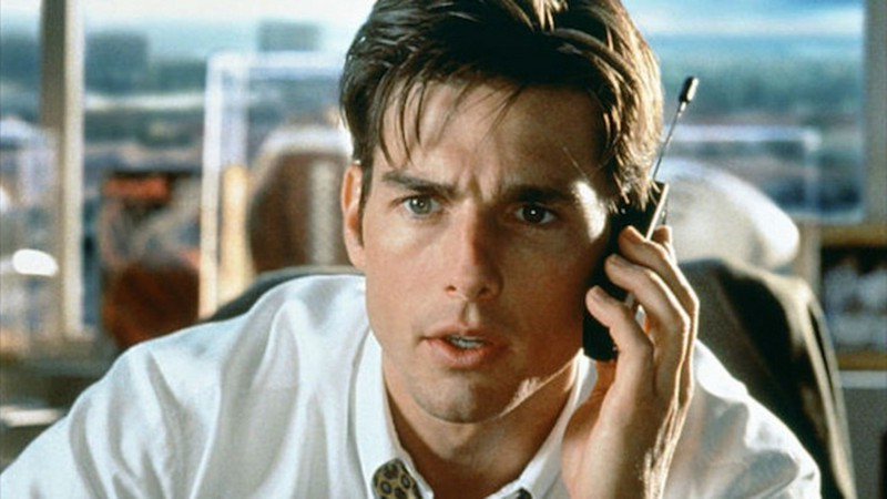 Jerry Maguire (Jerry Maguire) | 8 Most Memorable Tom Cruise Characters | Brain Berries