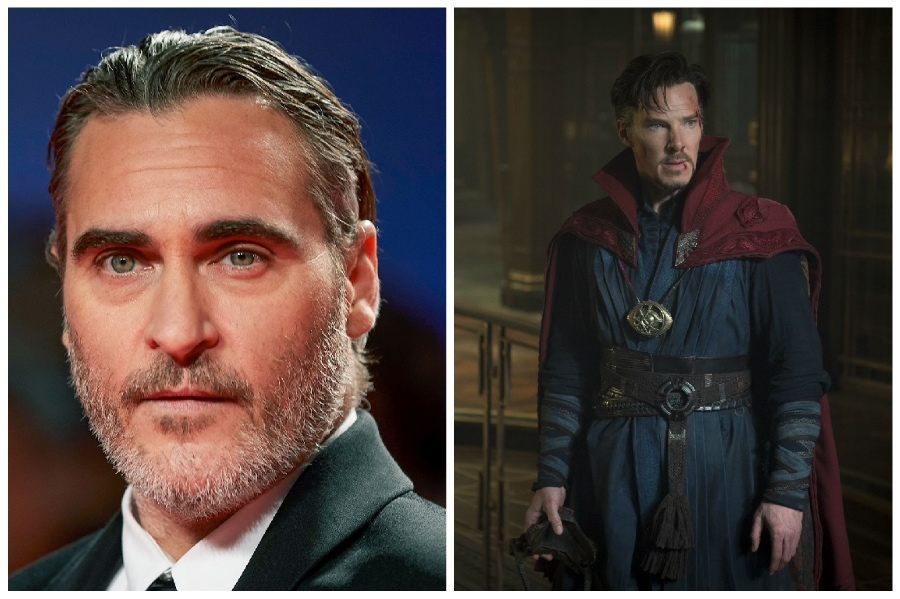 Joaquin Phoenix (Doctor Strange) | 14 Actors Who Refused to Play Superheroes | ZestRadar