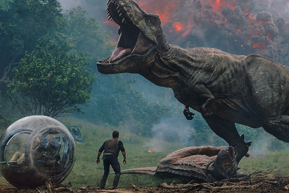 Jurassic World – $1.67 billion | 10 Highest Grossing Films Of All Time | Brain Berries