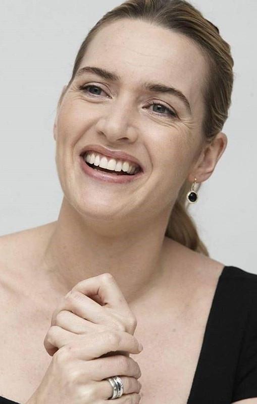 Kate Winslet #3 | 9 Gorgeous Celebrities Who Hate Wearing Makeup | Brain Berries