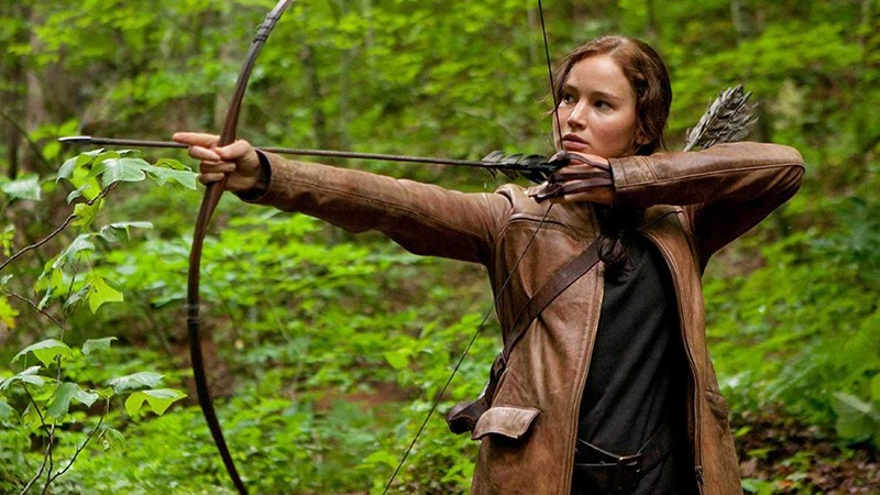 The Hunger Games | 10 Best Action Movies With Strong Female Lead Characters | Brain Berries