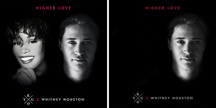 Kygo and Whitney Houston – Higher Love | A Streaming Service in Iran is Removing Pictures of Female From Digital Covers | Brain Berries