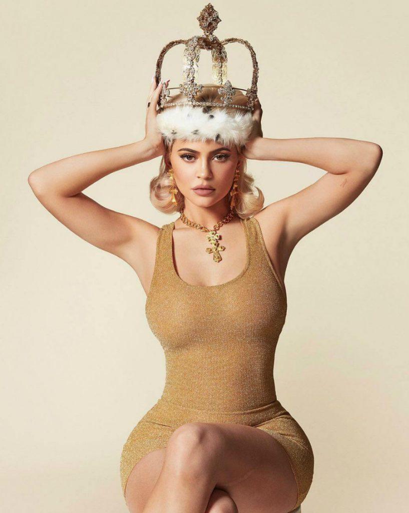 Kylie Jenner    7 Iconic Women   ZestRadar