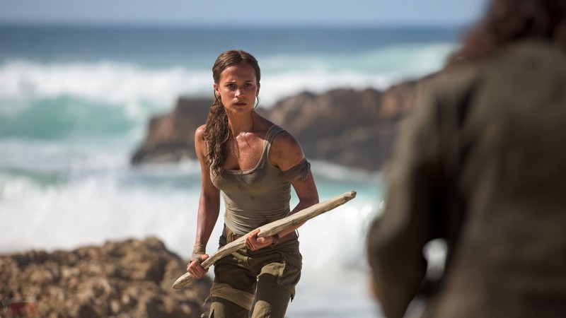 Tomb Raider | 10 Best Action Movies With Strong Female Lead Characters | Brain Berries