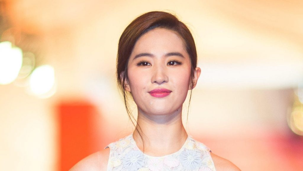 Liu Yifei    7 Asian Actresses That Are Changing the Face of Hollywood   Brain Berries