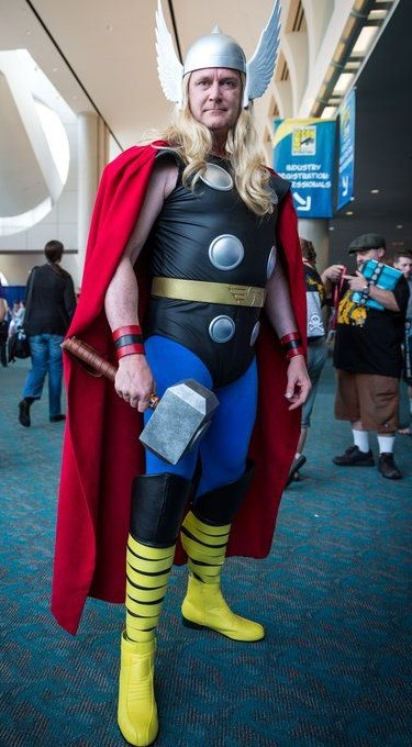 Thor | | 6 of The Most Popular Halloween Costumes For This Year | BrainBerries