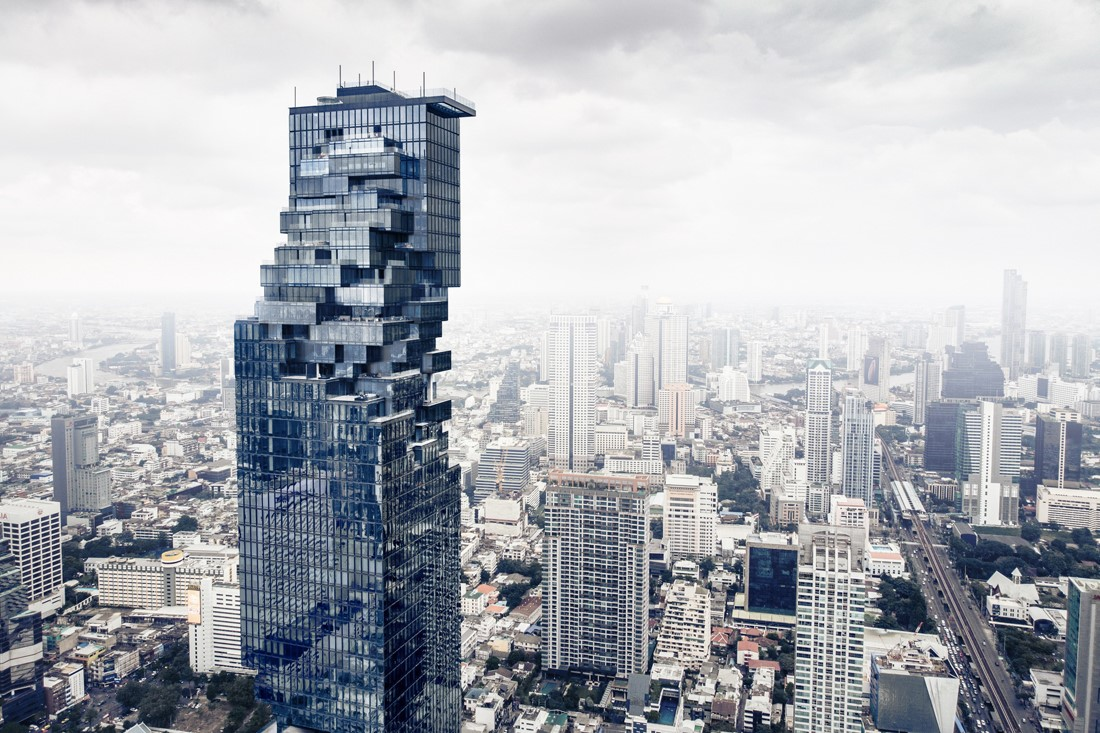 Maha Nakhon Tower | 7 Thailand's Most Exquisite Architectural Wonders | Brain Berries