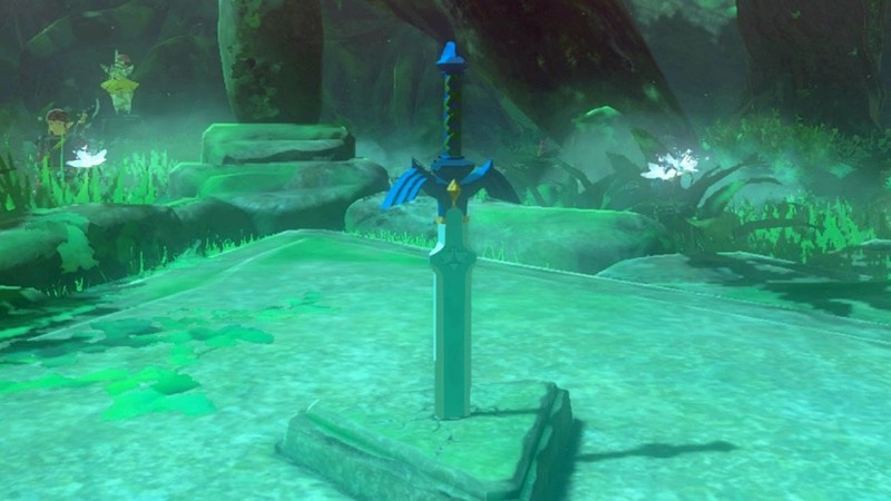 The Master Sword | The Greatest Legendary Weapons of All Time | Brain Berries