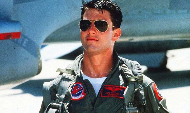 Maverick (Top Gun) | 8 Most Memorable Tom Cruise Characters | Brain Berries