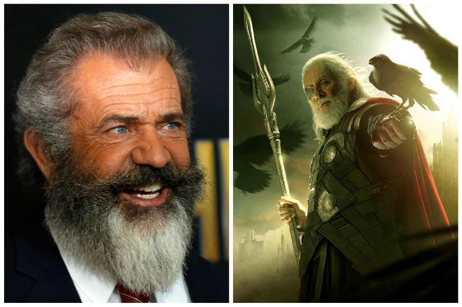 Mel Gibson (Odin)  | 14 Actors Who Refused to Play Superheroes | ZestRadar