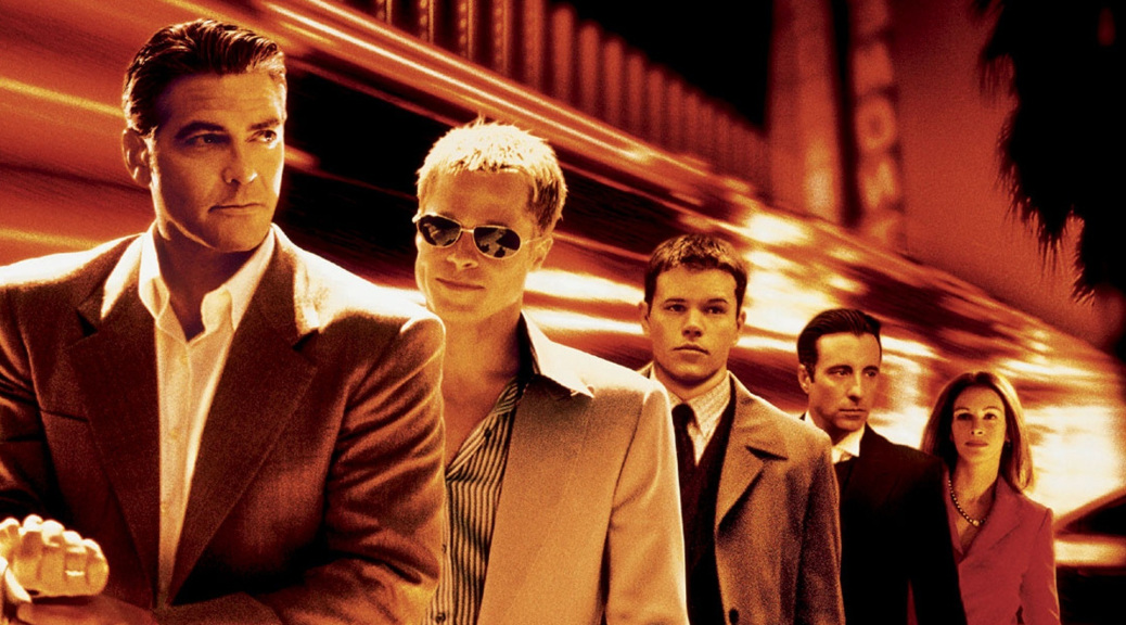 Ocean's Eleven (2001) | 7 Movie Remakes That Don't Suck | Brain Berries