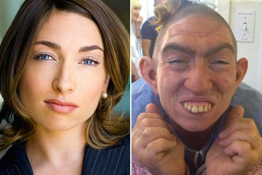 Naomi Grossman – Pepper | 10 'Ugly' Movie Characters Who Look Stunning in Real Life | ZestRadar