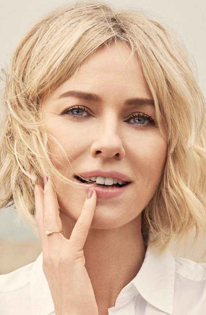 Naomi Watts | 9 Gorgeous Celebrities Who Hate Wearing Makeup | Brain Berries